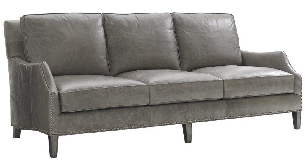 7118 33 02 Ashton Leather Sofa