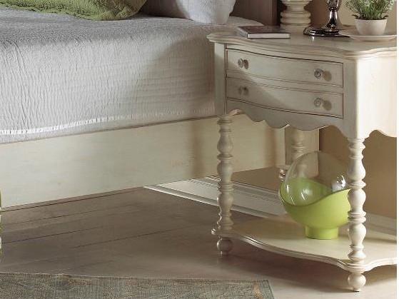 Прикроватная тумба Fine Furniture SUMMER HOME NIGHTSTAND арт 1051-102: фото 1