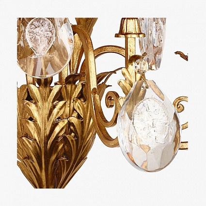 Бра BELLA FIGURA SIENA WALL LIGHT арт WL70: фото 2