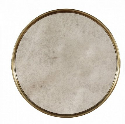 Декоративный стол HOOKER FURNITURE SANCTUARY ROUND MIRRORED арт 3014-50001: фото 2