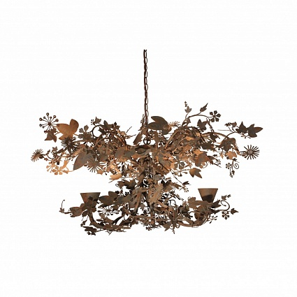 Люстра Porta Romana SMALL IVY CHANDELIER арт MCL37S : фото 4