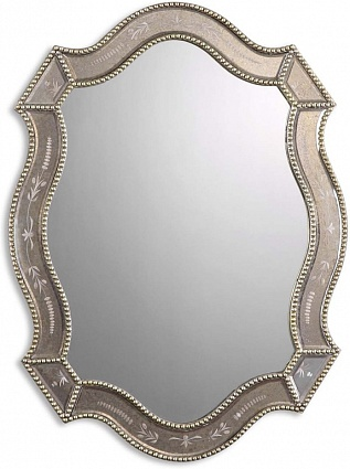 Зеркало UTTERMOST FELICE OVAL MIRROR арт 08026 B: фото 1