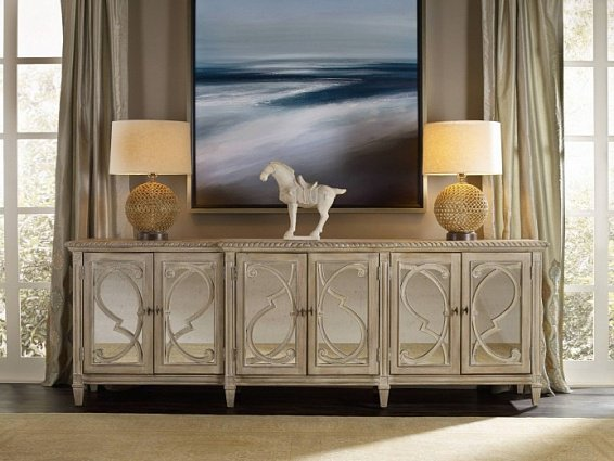 Комод HOOKER FURNITURE SOLANA SIX-DOOR CONSOLE арт 5591-85001: фото 2