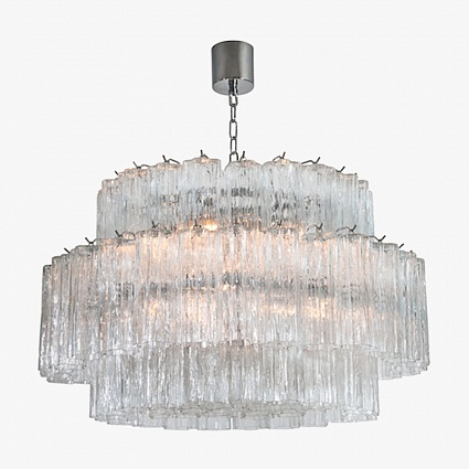 Люстра BELLA FIGURA PENTAGON DRUM CHANDELIER  арт CL439: фото 2