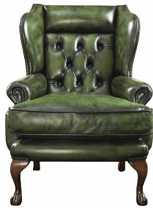 Кресло Distinctive Chesterfields OSBORNE CHAIR арт : фото 2