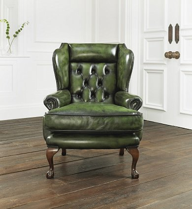 Кресло Distinctive Chesterfields OSBORNE CHAIR арт : фото 1