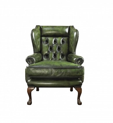 Кресло Distinctive Chesterfields OSBORNE CHAIR арт : фото 3