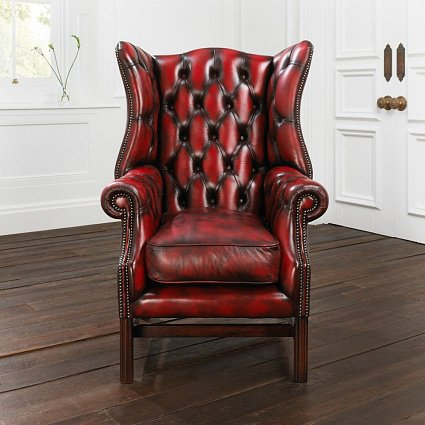 Кресло Distinctive Chesterfields PAXTON CHAIR арт : фото 1