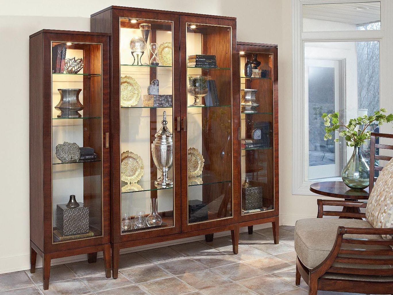 Amazoncom White  China Cabinets  Kitchen amp Dining Room