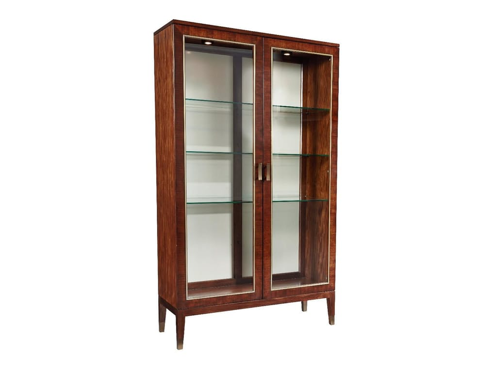 IKEA ideas How to make a stylish cabinet display